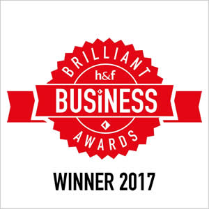 Adams Cafe - winner of Hammersmith & Fulham Brilliant Business award 2017