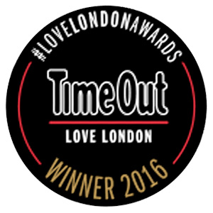 Adams Café - winner of Time Out Love London Award 2016
