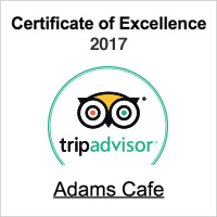 Adams Cafe on TripAdvisor